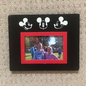 Other - Mickey Mouse photo frame